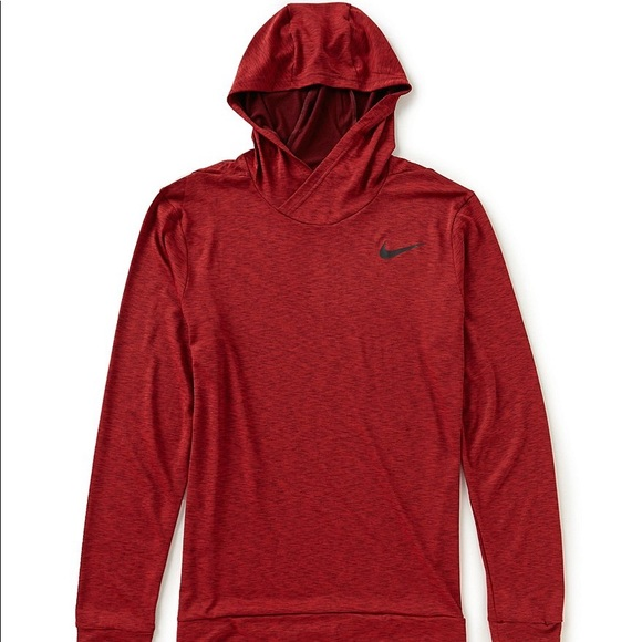 36abfbdb0 Nike Shirts | Mens Breathe Longsleeve Training Hoodie | Poshmark